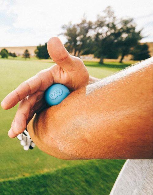 RAD Rounds alkar masszázs - golf