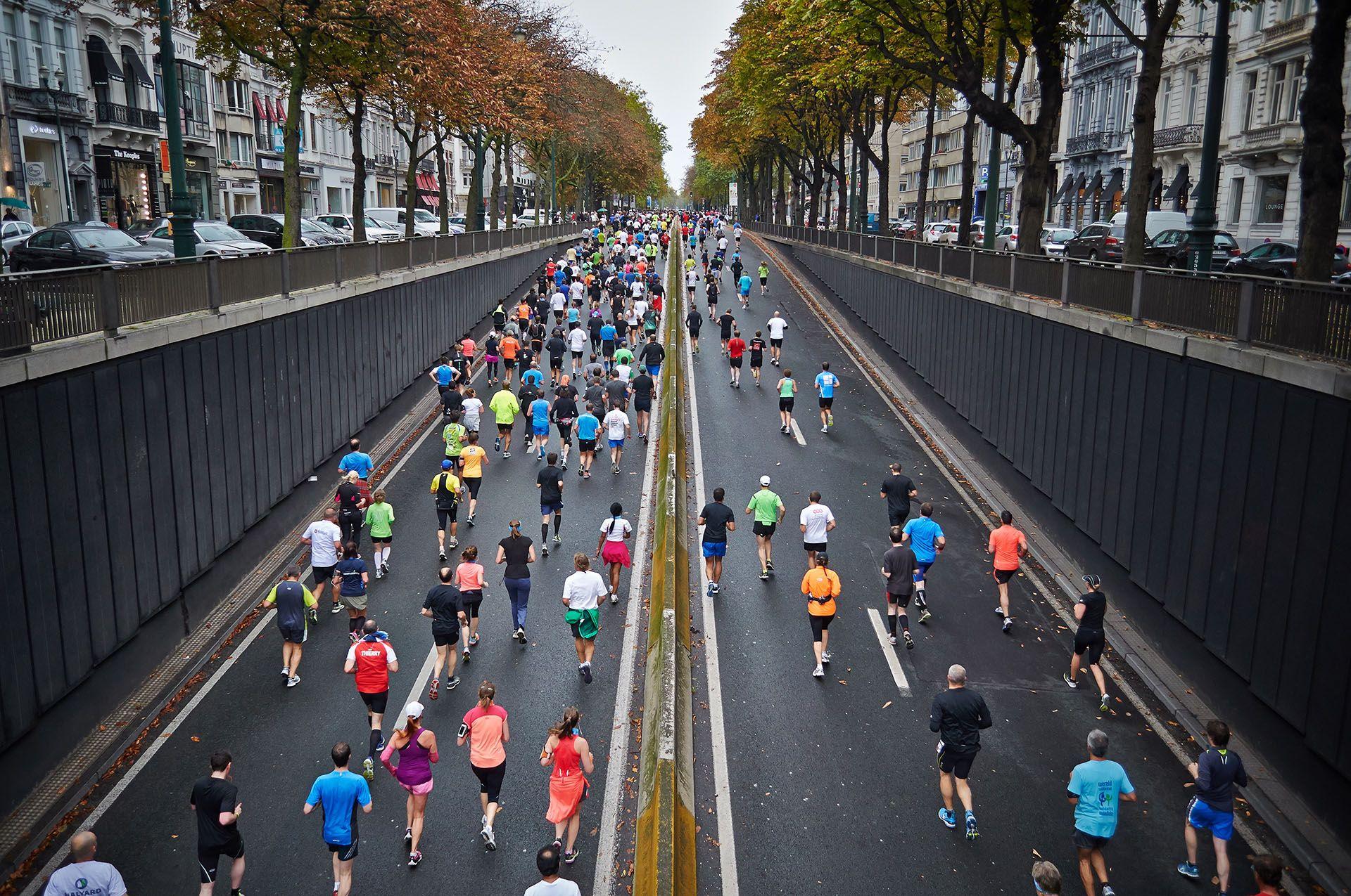 Városi maraton