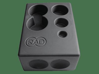 RAD Block | Stabilitás és tárolás