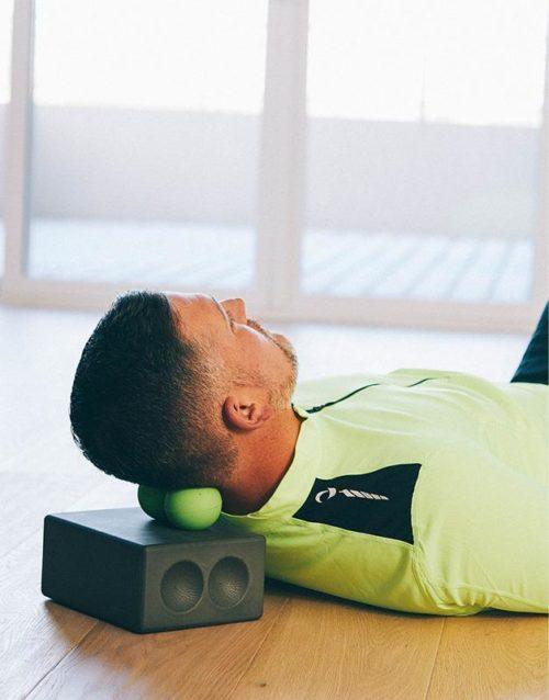 RAD Roller Soft Skull Base Muscle Massage