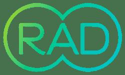 RAD Roller Logo